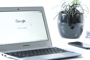 internet search engine, laptop, netbook